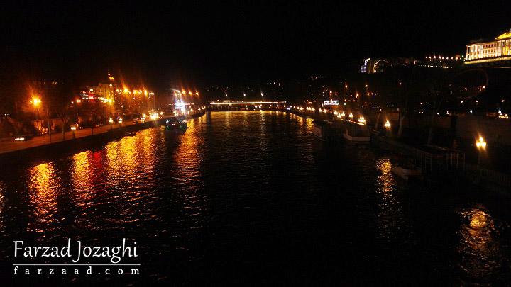 رودخونه متکوری که به رودخونه تفلیس هم معروفه