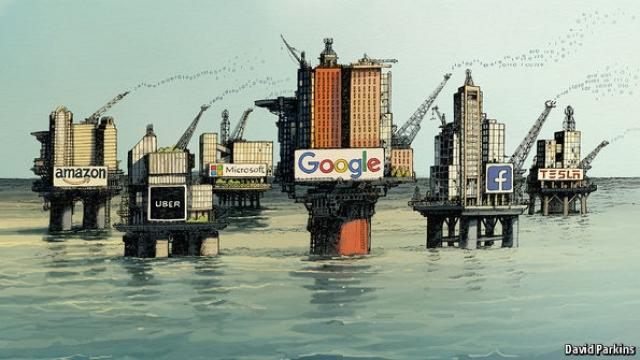 با ارزش ترین دارایی در دنیای جدید نفت نیست